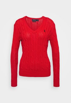 Polo Ralph Lauren - KIMBERLY - Jumper - african red