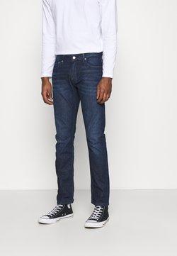 Calvin Klein Jeans - SLIM - Slim fit jeans - denim dark