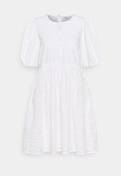Envii - ENBUTTERCUP DRESS - Day dress - white