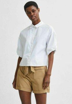 Selected Femme - SLFLILO - Skjorta - bright white
