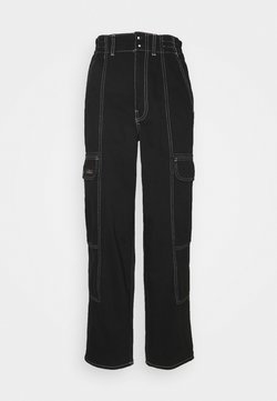 BDG Urban Outfitters - BLAINE - Relaxed fit jeans - clean black