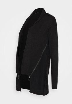 Supermom - CARDIGAN ZIP - Vest - black