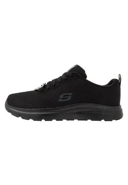 Skechers - FLEX ADVANTAGE - Sneaker low - black