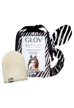 Glov - BORN TO BE WILD SET - Gesichtspflegeset - ivory