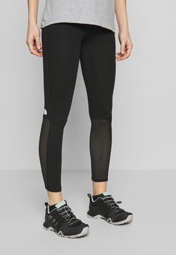 The North Face - ACTIVE TRAIL MESH HIGH RISE TIGHT - Medias - black