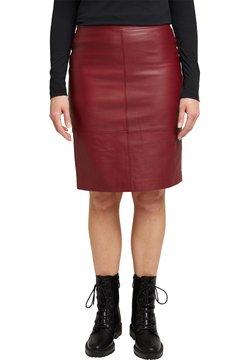 Esprit Collection - Pennkjol - bordeaux red