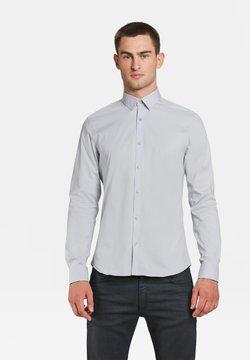 WE Fashion - SLIM FIT STRETCH - Hemd - light grey