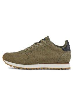 Woden - Sneakers - grün