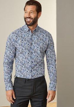 Next - SLIM FIT - Camisa - blue