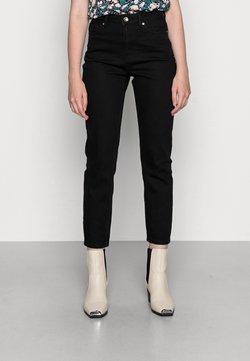 Vero Moda - VMBRENDA - Straight leg jeans - black