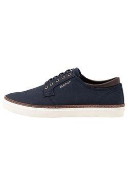 GANT - PREPVILLE - Sneaker low - marine