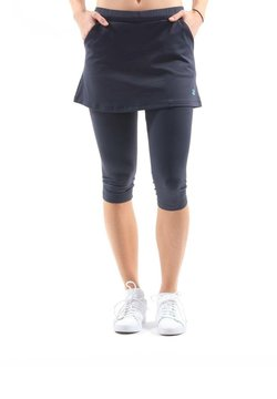 SPORTKIND - Tights - navy blau