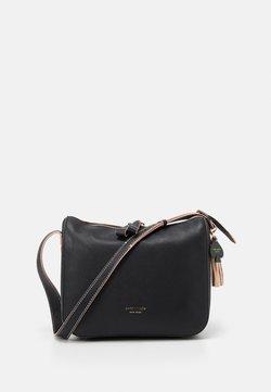 kate spade new york - MEDIUM SHOULDER BAG - Across body bag - black