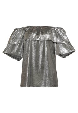 faina - T-Shirt basic - silber