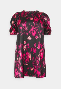 Vero Moda Curve - VMFRIDA SHORT DRESS - Freizeitkleid - bright rose