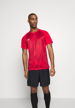 Umbro - TRAINING GRAPHIC TEE - T-Shirt print - toreador