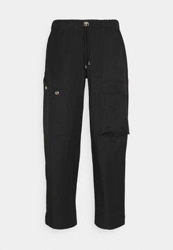 NORTH HILL PARIS - TECH PANT - Jogginghose - black