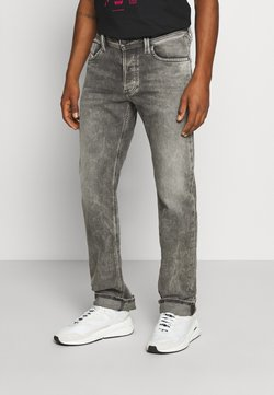 Diesel - LARKEE - Straight leg -farkut - grey denim