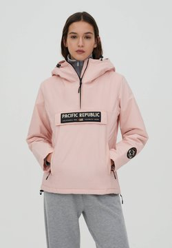 PULL&BEAR - PACIFIC REPUBLIC - Winterjacke - rose