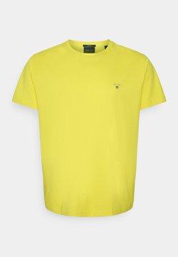 GANT - THE ORIGINAL - T-shirt basique - brimstone yellow
