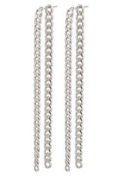 Pilgrim - AUTHENTICITY - Örhänge - silver plated
