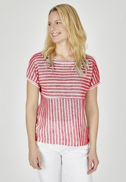 eve in paradise - T-Shirt print - rot
