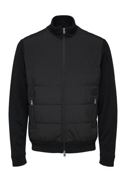 Selected Homme - Giubbotto Bomber - black