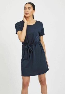 Vila - Day dress - navy blazer
