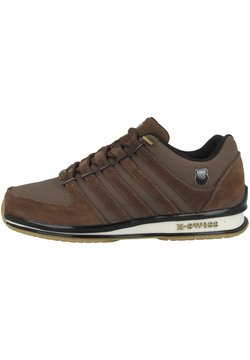 K-SWISS - RINZLER - Sneaker low - bison-chocolate-black (01235-206)