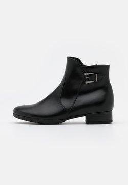Gabor Comfort - Korte laarzen - schwarz
