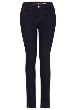 Miss E - Slim fit jeans - dark denim
