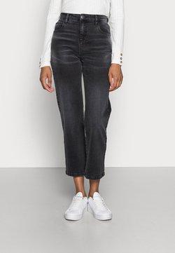 Opus - LANI AUTHENTIC - Straight leg jeans - authentic grey