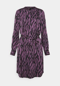 Bruuns Bazaar - ZEBRA TREE AYAN DRESS - Freizeitkleid - purple