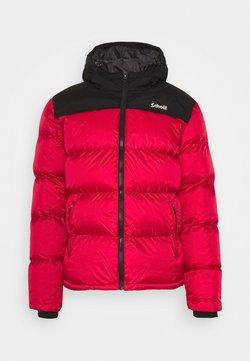 Schott - UTAH2 UNISEX - Winterjacke - red