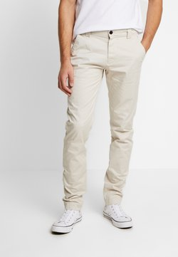 Tommy Jeans - SCANTON PANT - Chinot - pumice stone