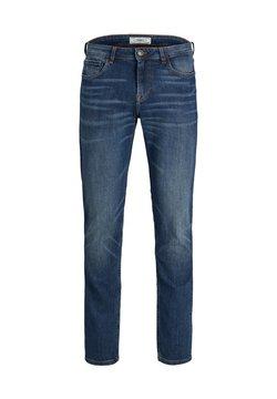 Produkt - KLASSISCHE - Slim fit jeans - dark blue denim