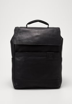 Strellson - HYDE PARK BACKPACK - Tagesrucksack - black