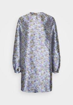 Samsøe Samsøe - ARAM SHORT DRESS - Juhlamekko - lilac