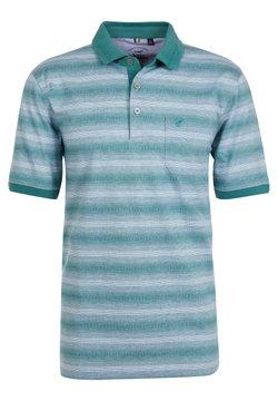 hajo Polo & Sportswear - JACQUARD - Poloshirt - green