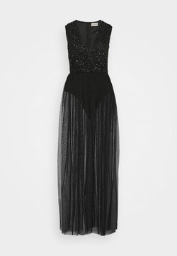 Lace & Beads - LILLIAN MAXI - Ballkleid - black