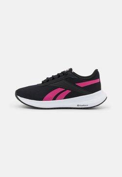 Reebok - ENERGEN PLUS CORE RUNNING - Juoksukenkä/neutraalit - core black/footwear white/pursuit pink