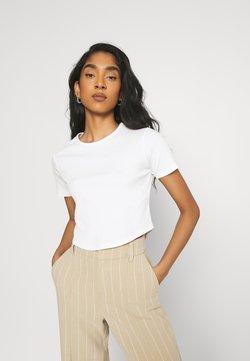 Even&Odd - T-Shirt basic - white