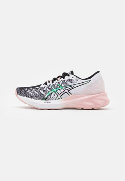 ASICS - DYNABLAST THE NEW STRONG - Zapatillas de running neutras - white/ginger peach