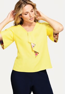 HotSquash - Bluse - yellow