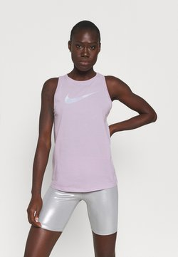 Nike Performance - DRY TANK ICON CLASH - Toppe - iced lilac