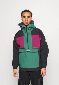 Quiksilver - DOME - Snowboardjacke - antique green