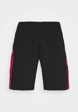 adidas Originals - UNISEX - Shorts - black/shopnk