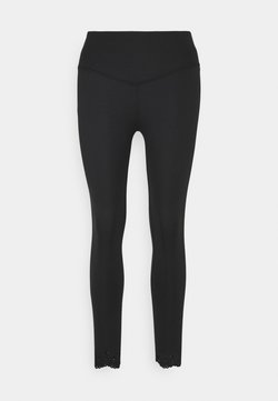 L'urv - LEGGING - Tights - black