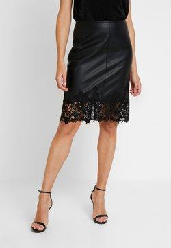 Morgan - JAMIL - Pencil skirt - noir