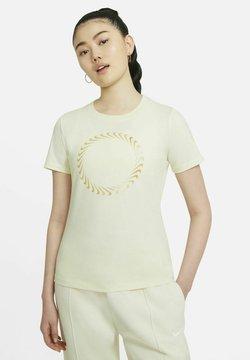 Nike Sportswear - Printtipaita - coconut milk